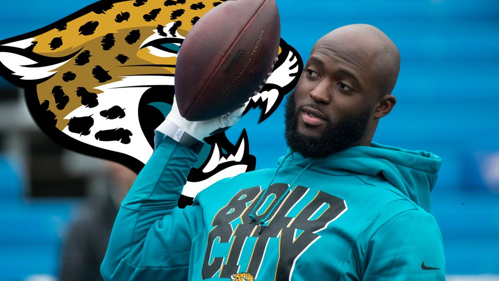 Neuer Ärger für Running Back Leonard Fournette von den Jacksonville Jaguars - Bildquelle: 2018 Getty Images