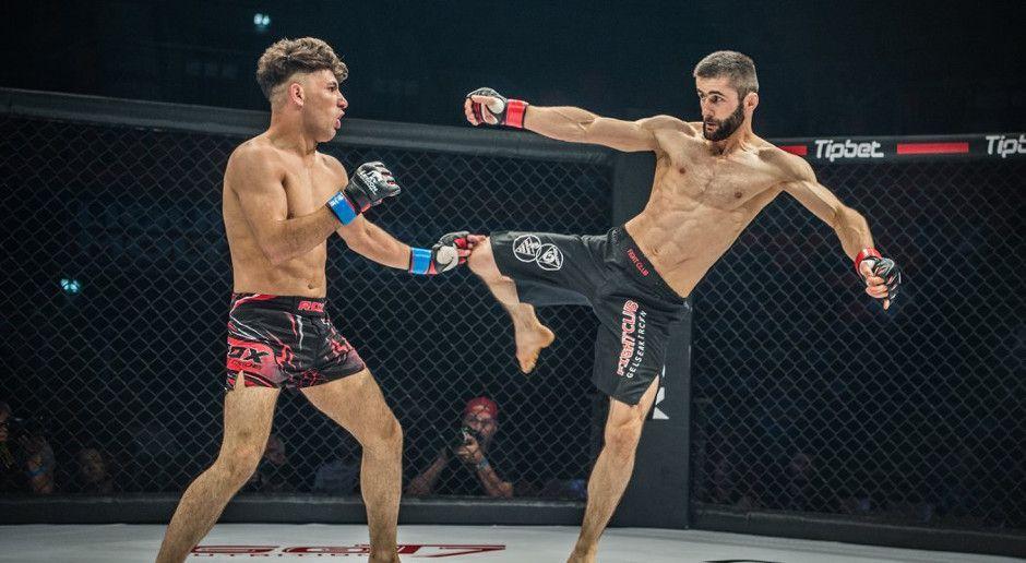 Kakhorov im Top-Ten-Duell gegen Eidi - Bildquelle: GMC / Foto Seven Sport