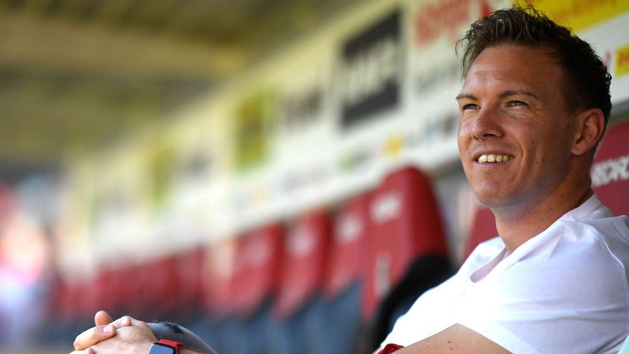 Platz 8: Julian Nagelsmann (RB Leipzig) - Bildquelle: 2019 Getty Images
