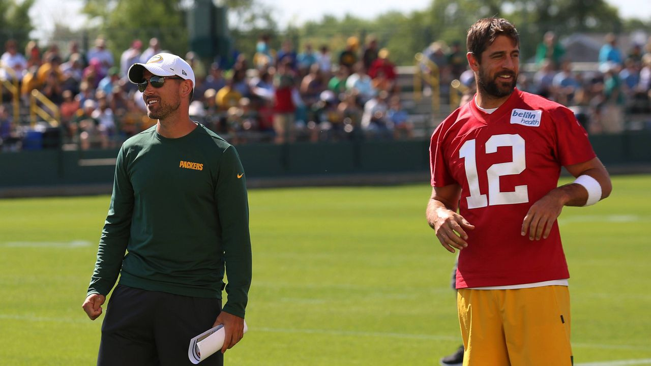 12. Matt LaFleur (Green Bay Packers)                           - Bildquelle: imago images / Icon SMI