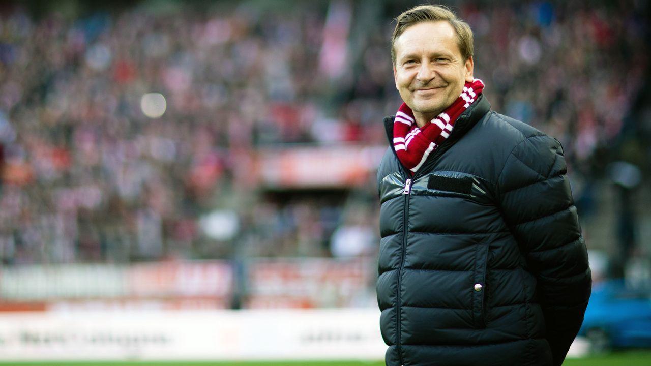 Horst Heldt (1. FC Köln, Geschäftsführer Sport) - Bildquelle: imago images/Moritz Müller