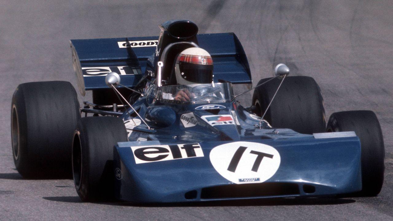Tyrrell Ford (1971)   - Bildquelle: imago sportfotodienst