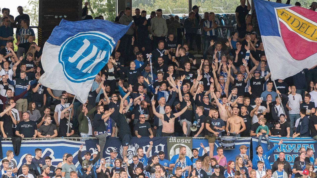 Platz 12: Karlsruher SC - Bildquelle: imago