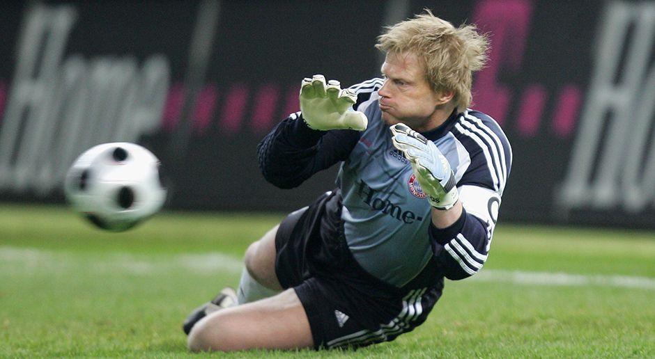 Torhüter: Oliver Kahn - Bildquelle: 2008 Getty Images