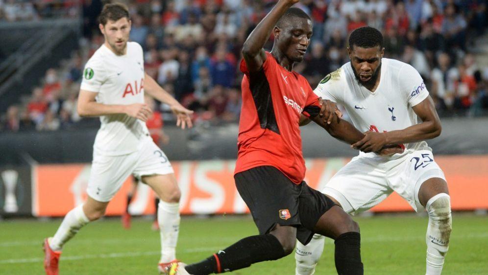 Tottenham kommt nicht über ein 2:2 hinaus - Bildquelle: AFPSIDJEAN-FRANCOIS MONIER
