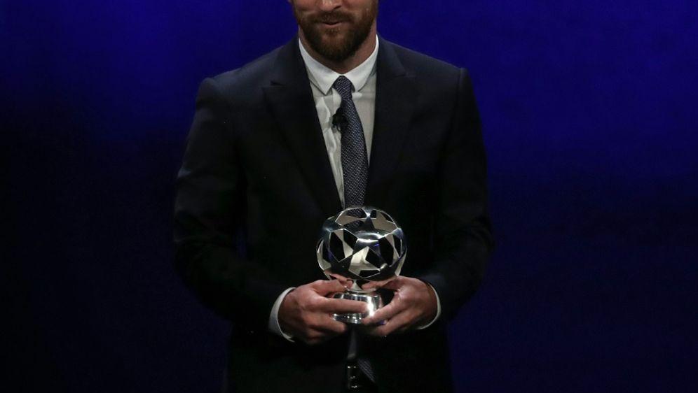 Lionel Messi fällt weiterhin aus - Bildquelle: AFPSIDVALERY HACHE