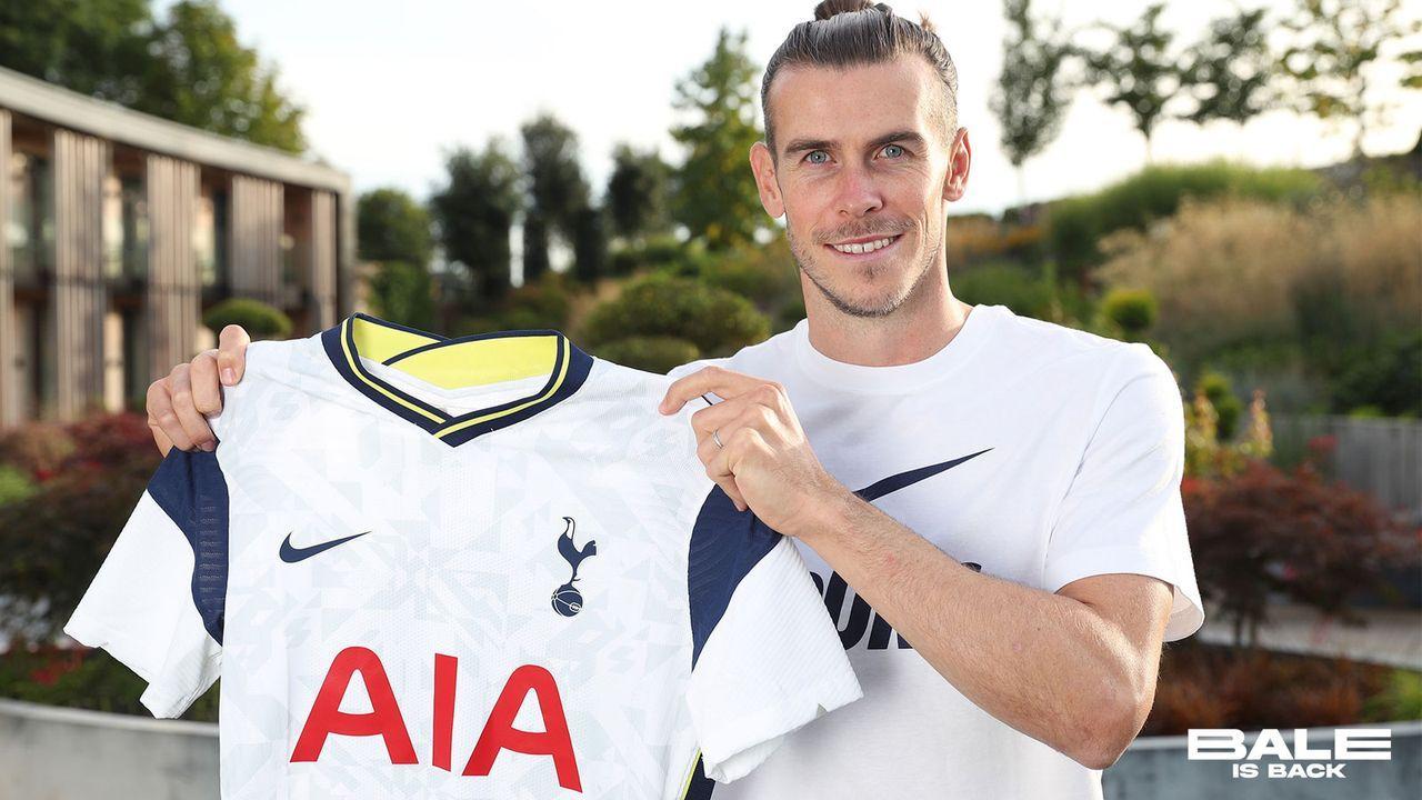 Gareth Bale (Tottenham Hotspur) - Bildquelle: twitter.com/SpursOfficial