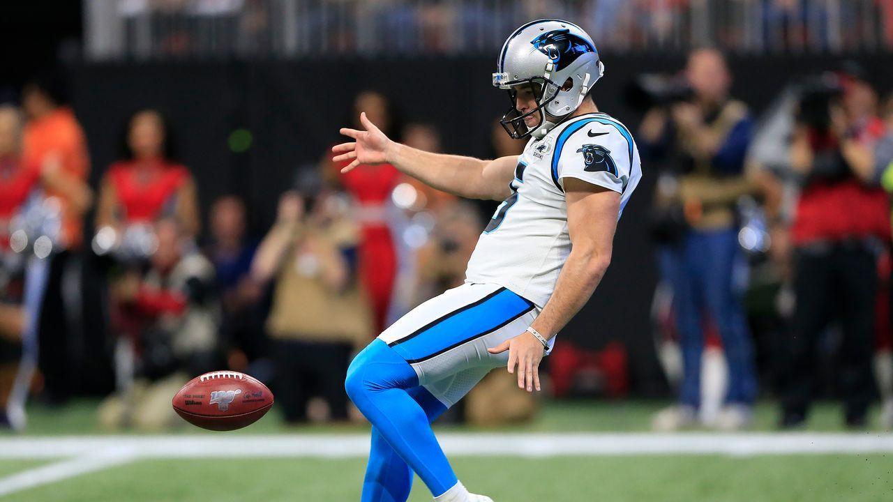 Michael Palardy (Carolina Panthers) - Bildquelle: Imago