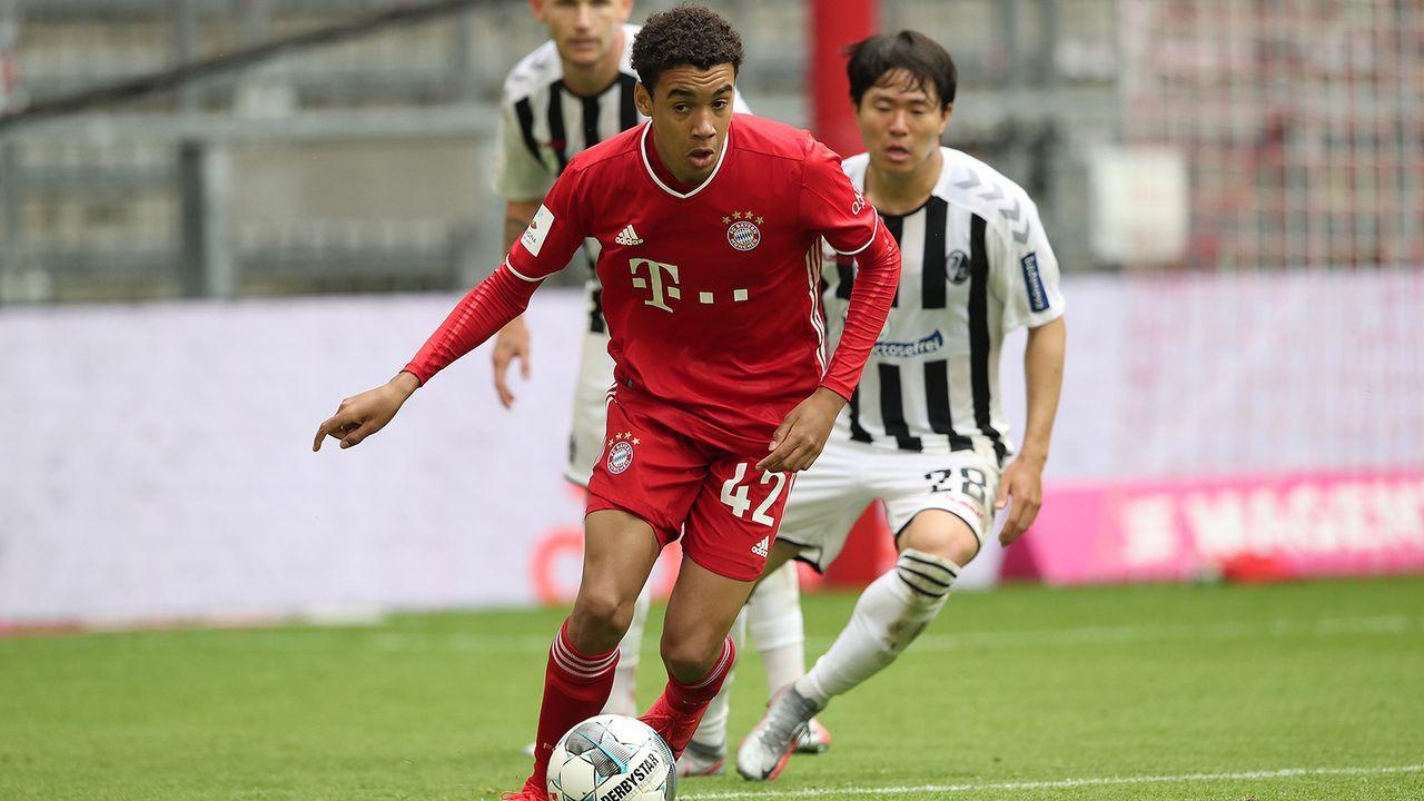 Jamal Musiala (FC Bayern) - Bildquelle: Getty Images