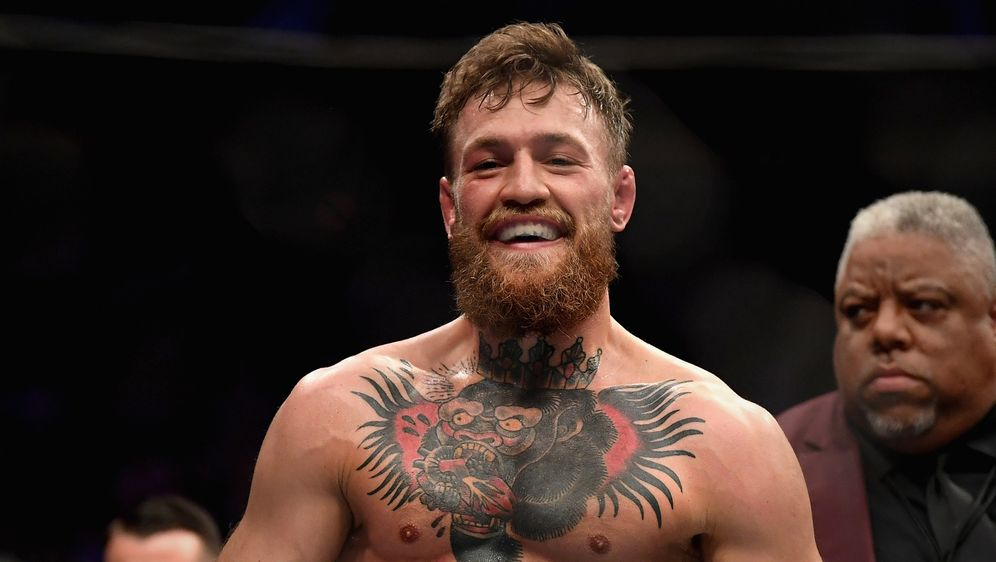 Conor McGregor: Rückkehr ins Octagon - Bildquelle: 2018 Getty Images