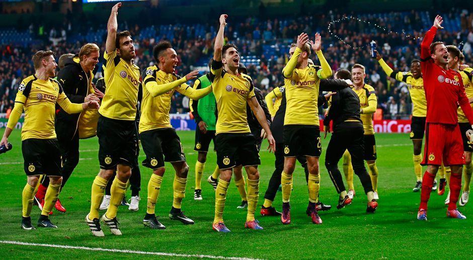 Deutsche Teams - Bildquelle: 2016 Getty Images