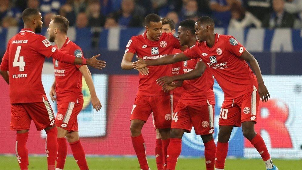 Mainz sammelt wichtige Punkte in der Bundesliga - Bildquelle: FIROFIROSID