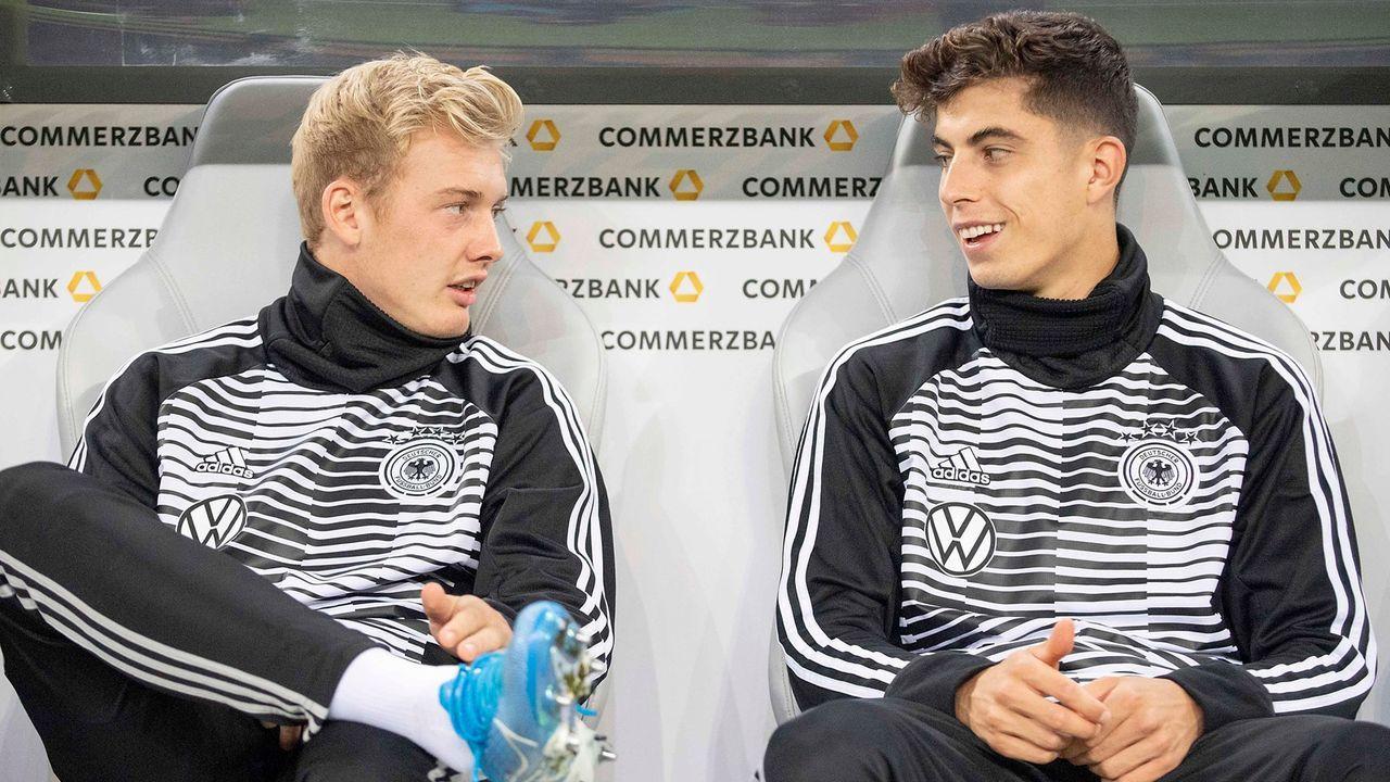 Kai Havertz (Bayer Leverkusen) - Bildquelle: imago