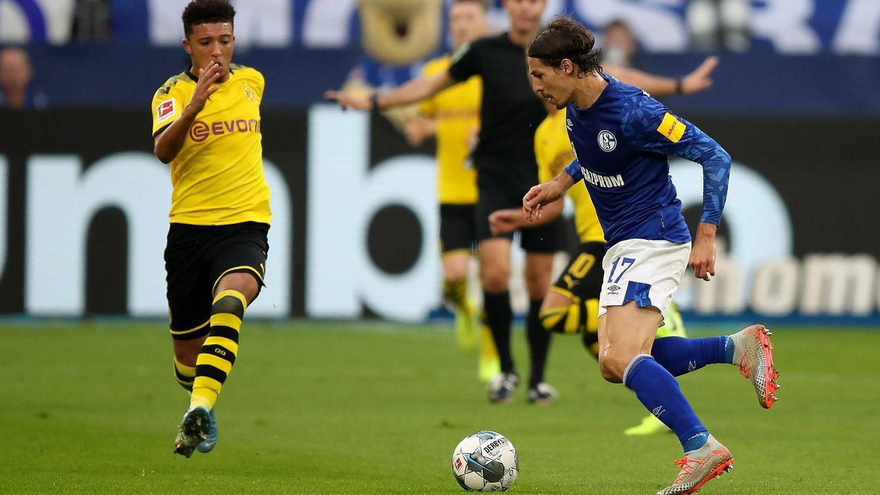 Benjamin Stambouli (Schalke 04) - Bildquelle: imago
