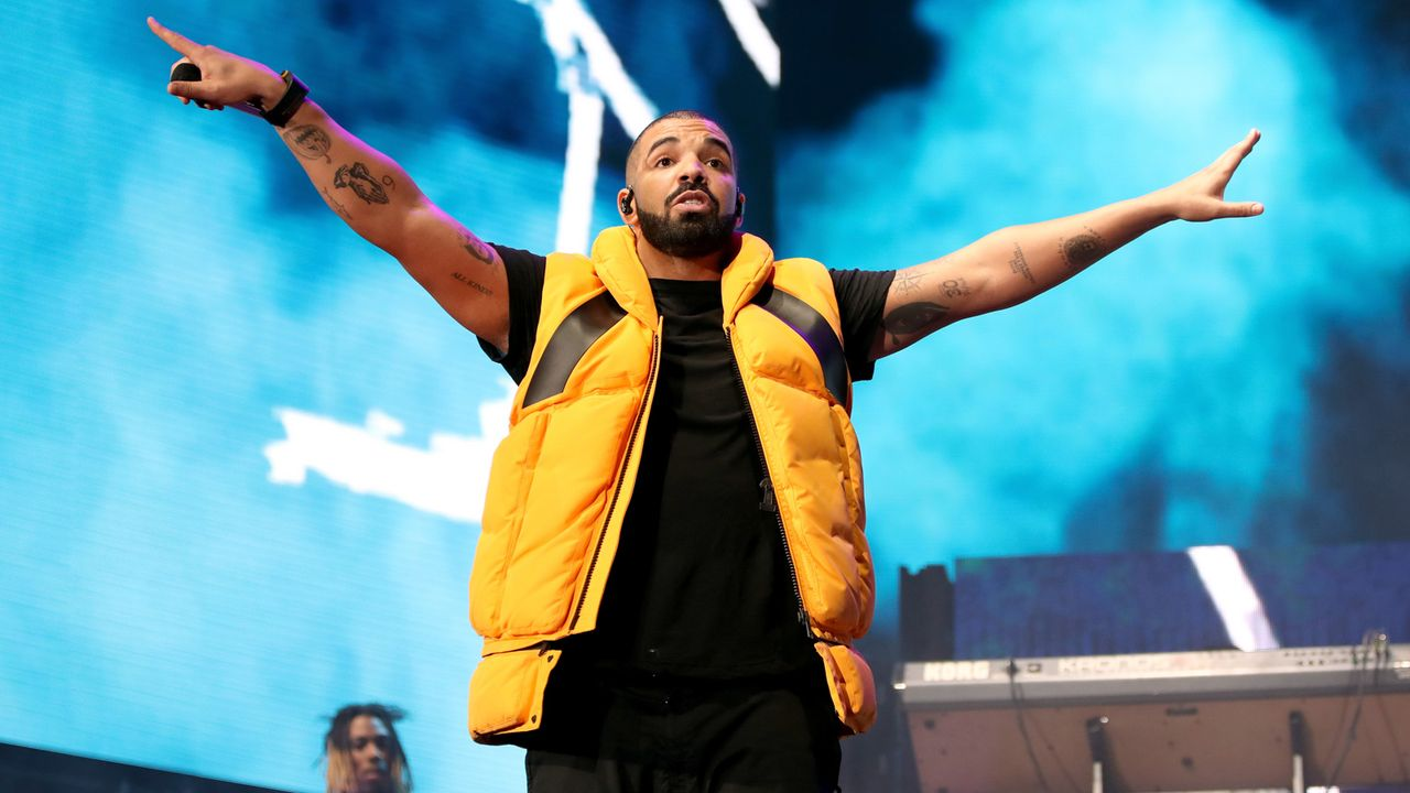 Drake - Rapper - Bildquelle: Getty Images