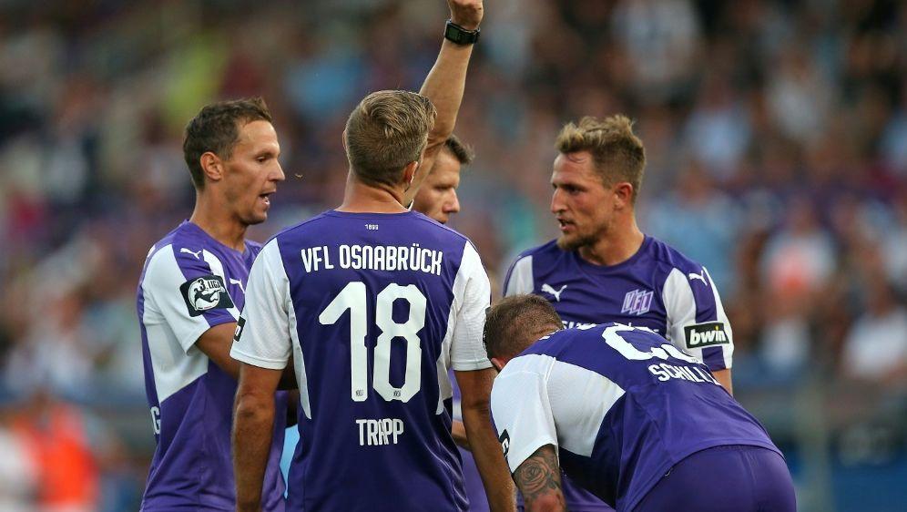 Die Spieler des VfL Osnabrück werden virtuell trainieren - Bildquelle: PIXATHLONPIXATHLONSID