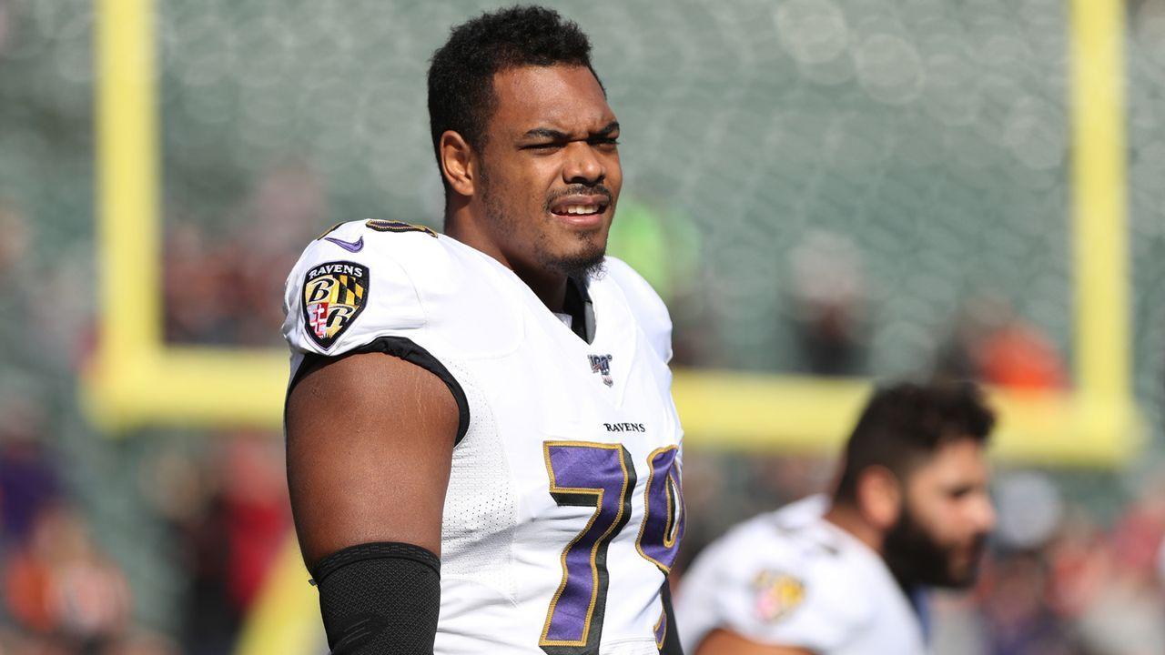5. Ronnie Stanley (Baltimore Ravens) - Bildquelle: imago images/Icon SMI