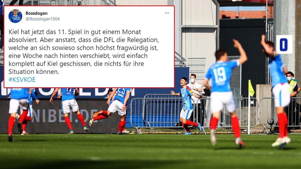 Spielplan-Irrsinn um Holstein Kiel - Bildquelle: 2021 Getty Images