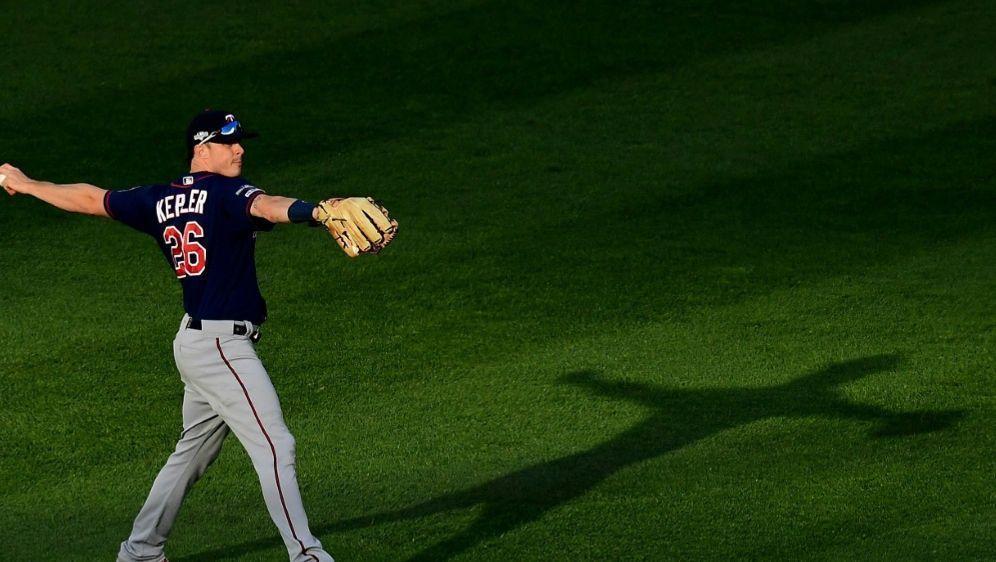 Fehlstart für Max Kepler und die Minnesota Twins - Bildquelle: GETTY AFPSIDEmilee Chinn