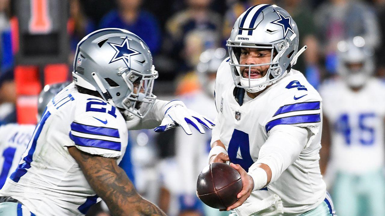 Dallas Cowboys: 8 Picks - Bildquelle: 2019 Getty Images
