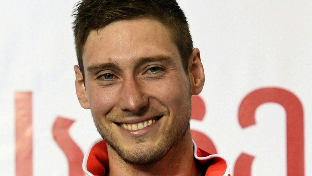 Max Hartung wird Geschäftsführer der Sportstiftung NRW - Bildquelle: AFPSIDVANO SHLAMOV
