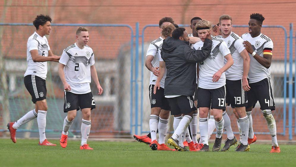 U19 Live Deutschland Gegen Norwegen Im Livestream Auf Ran De