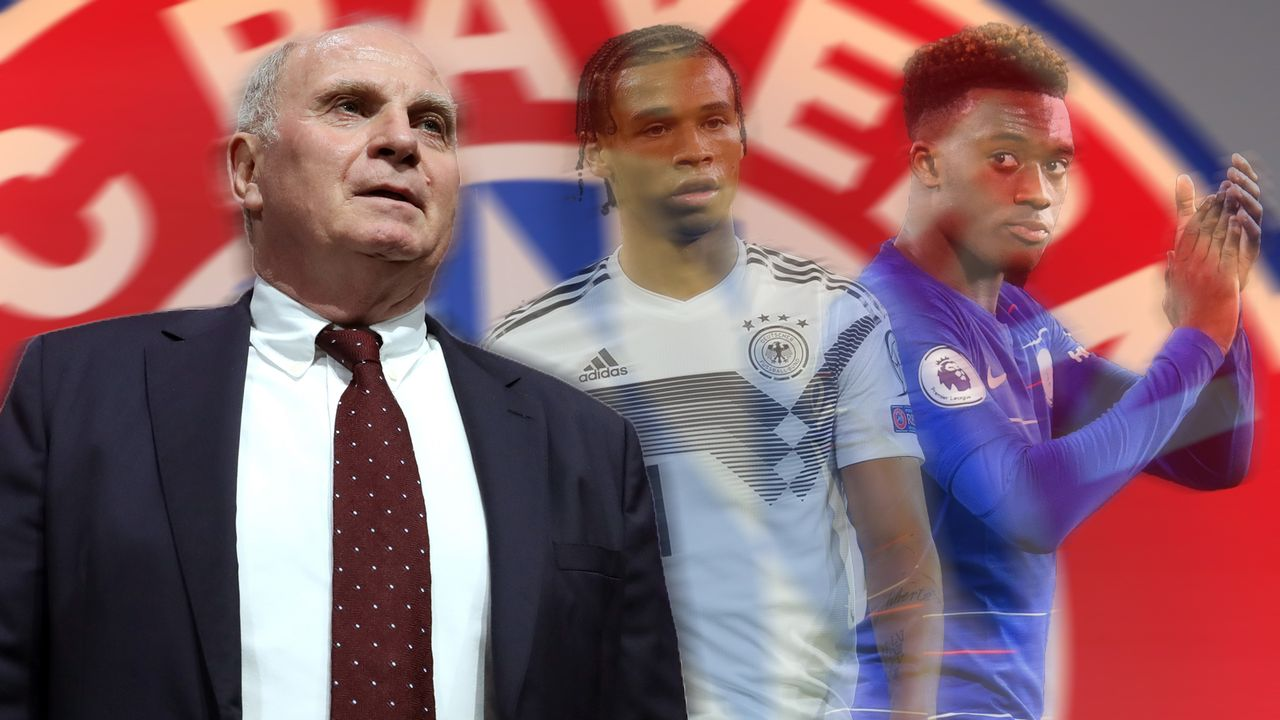 Transferliste reloaded: Bayerns Plan B ohne Sane und Hudson-Odoi - Bildquelle: 2018 Getty Images