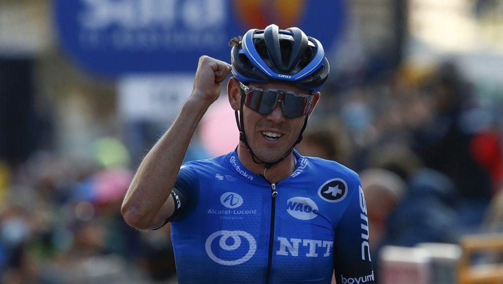 O'Connor erreicht seinen größten Karriereerfolg - Bildquelle: AFPSIDLUCA BETTINI