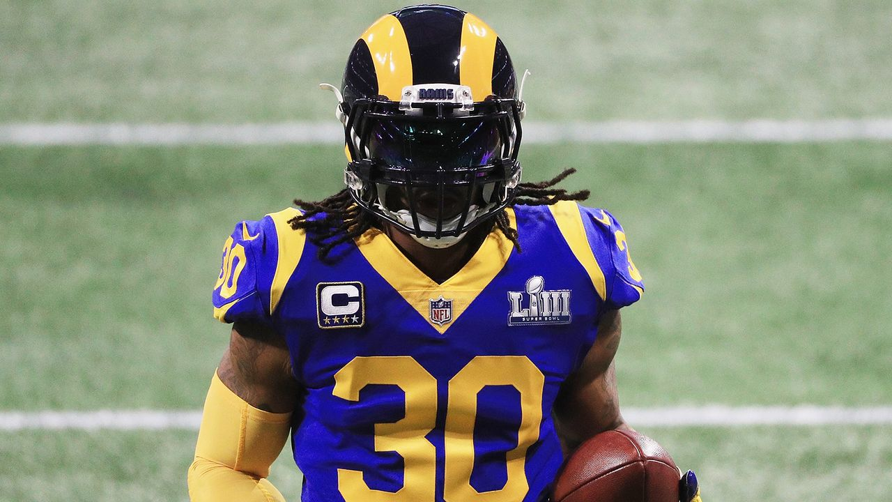Todd Gurley (Los Angeles Rams) - Bildquelle: 2019 Getty Images