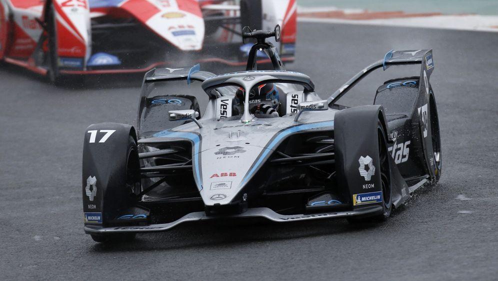Nyck de Vries triumphierte in einem denkwürdigen Rennen. - Bildquelle: Motorsport Images
