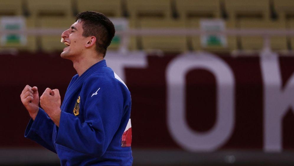 Trippel steht im Finale und hat eine Medaille sicher - Bildquelle: AFPSIDJACK GUEZ