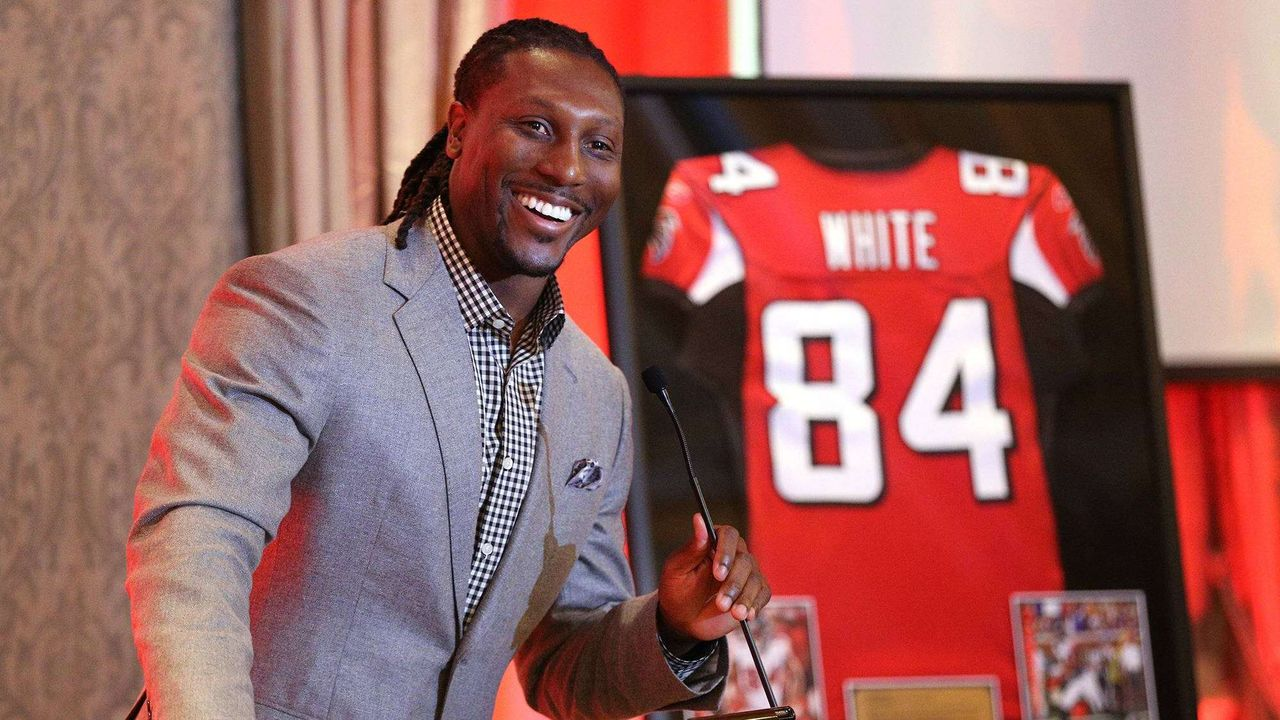 Atlanta Falcons: Roddy White - Bildquelle: imago
