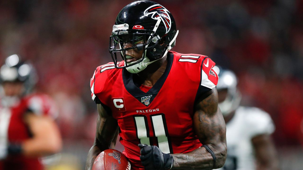 Wide Receiver: Julio Jones  - Bildquelle: 2019 Getty Images