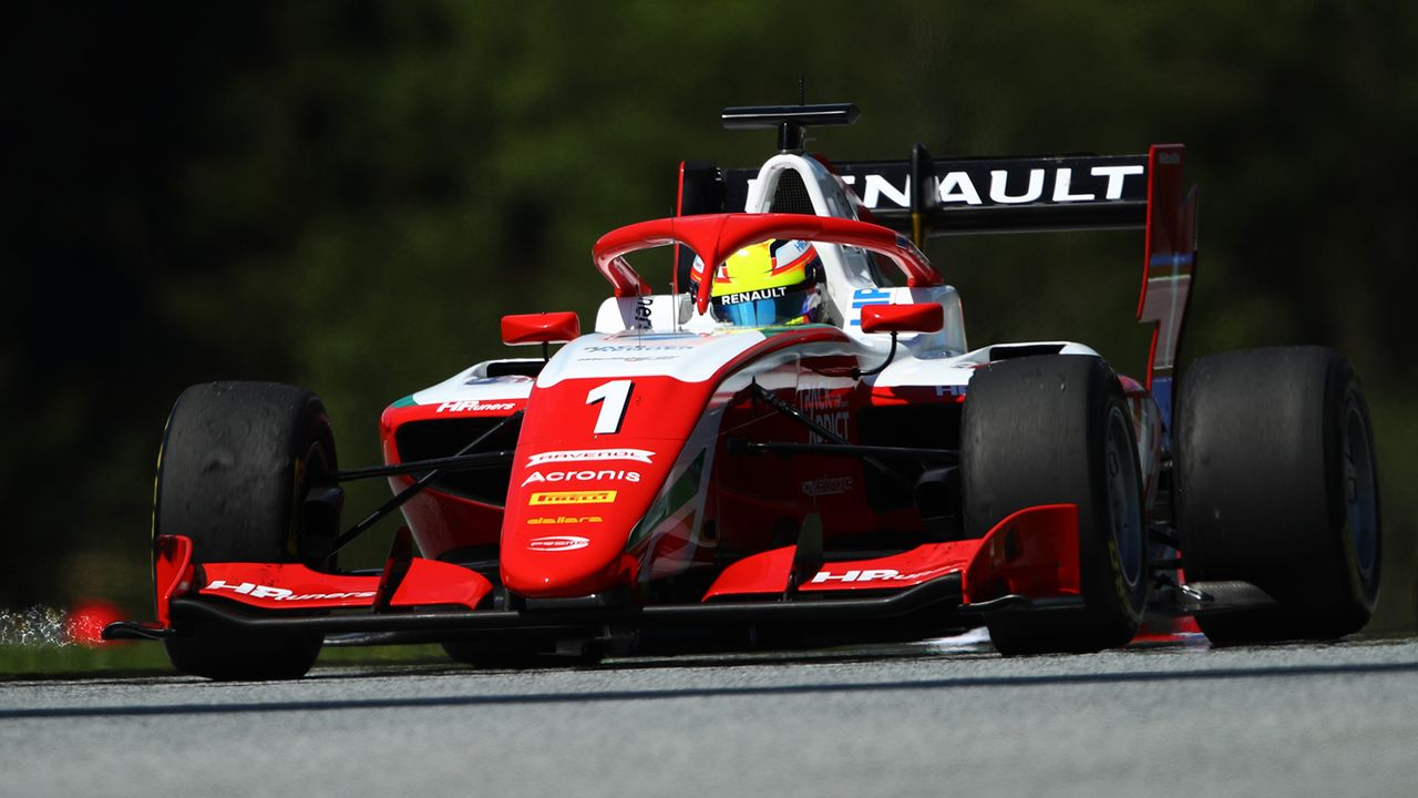 Oscar Piastri (Prema Racing) - Bildquelle: Getty Images