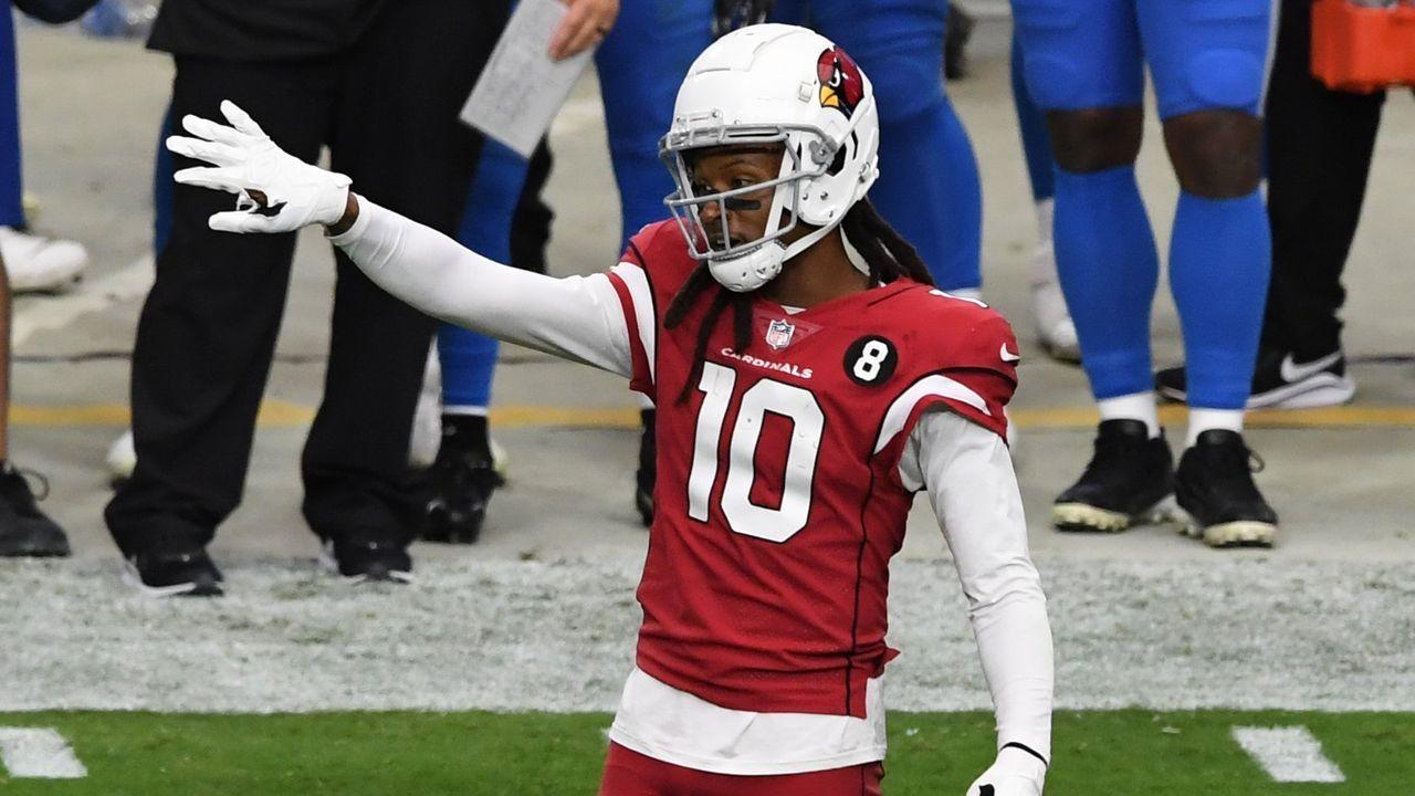 16. Pick: Arizona Cardinals  - Bildquelle: getty