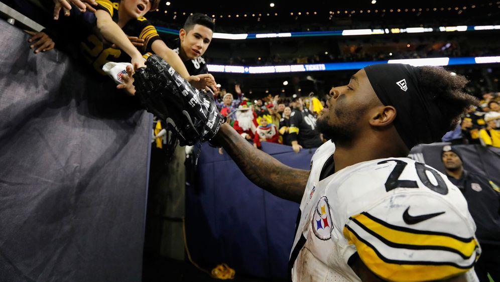 Le'Veon Bell hat wohl keine Zukunft mehr in Pittsburgh - Bildquelle: Getty Images