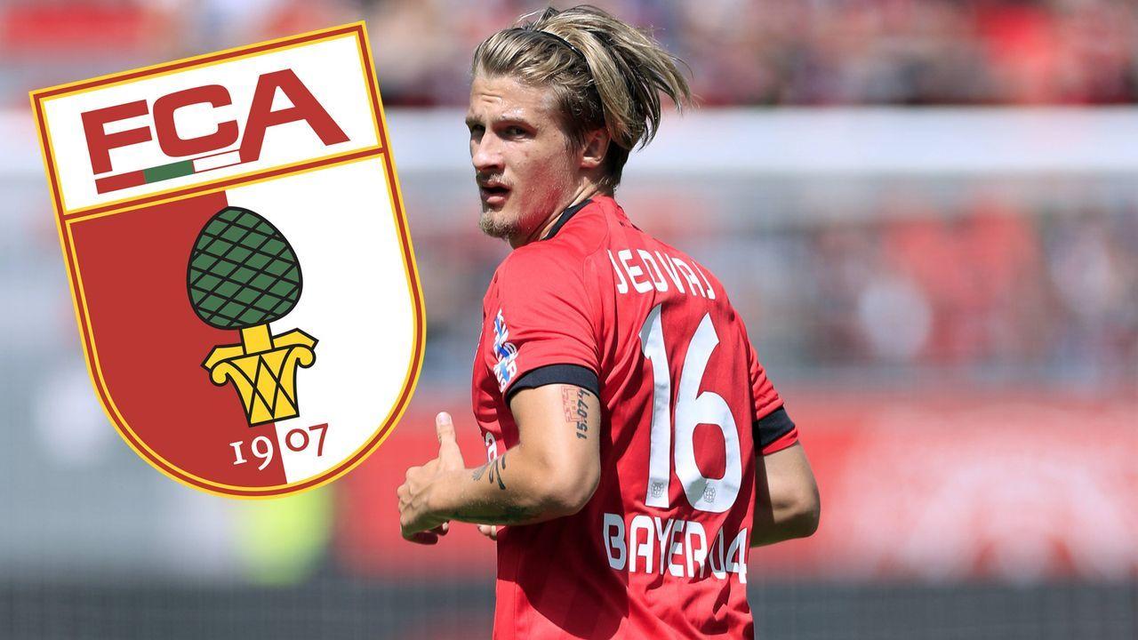 Tin Jedvaj (FC Augsburg)  - Bildquelle: imago