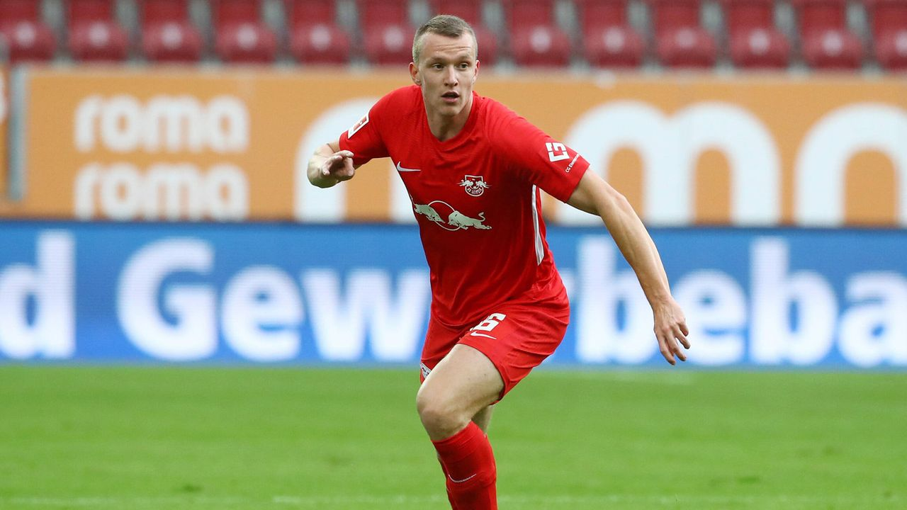 Lukas Klostermann (RB Leipzig) - Bildquelle: imago images/Picture Point LE