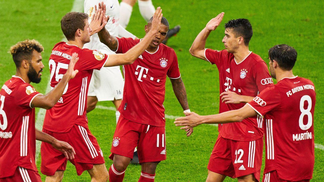 DFB-Pokal: Die Bayern-Profis gegen Düren in der Einzelkritik - Bildquelle: imago