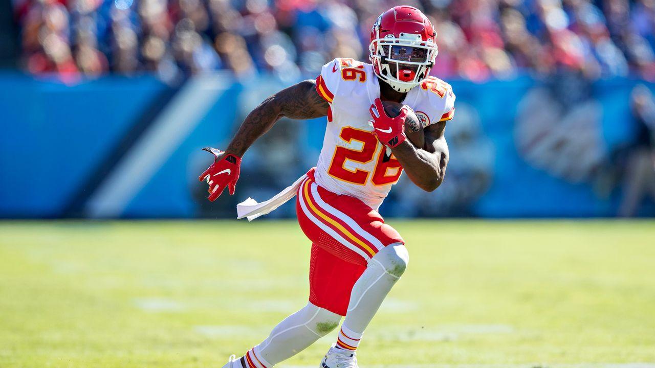 Damien Williams (Kansas City Chiefs) - Bildquelle: Getty Images