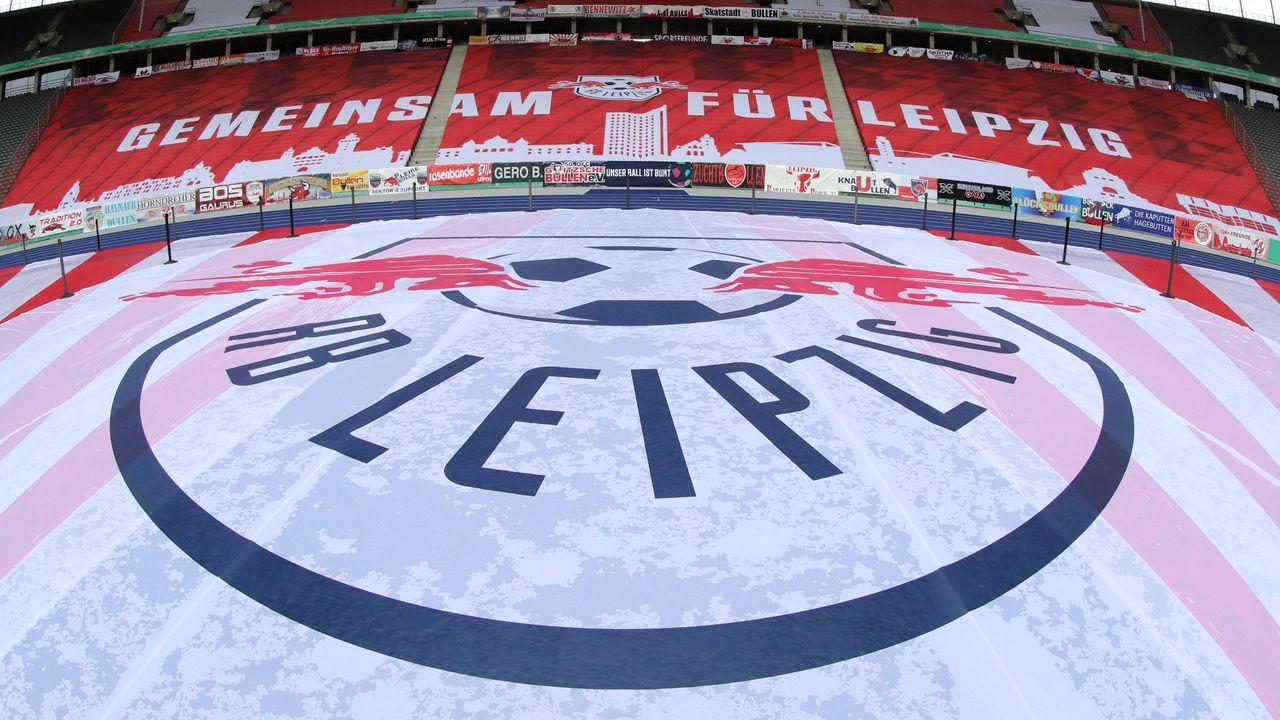 Platz 1: RB Leipzig - Bildquelle: imago images/Picture Point LE