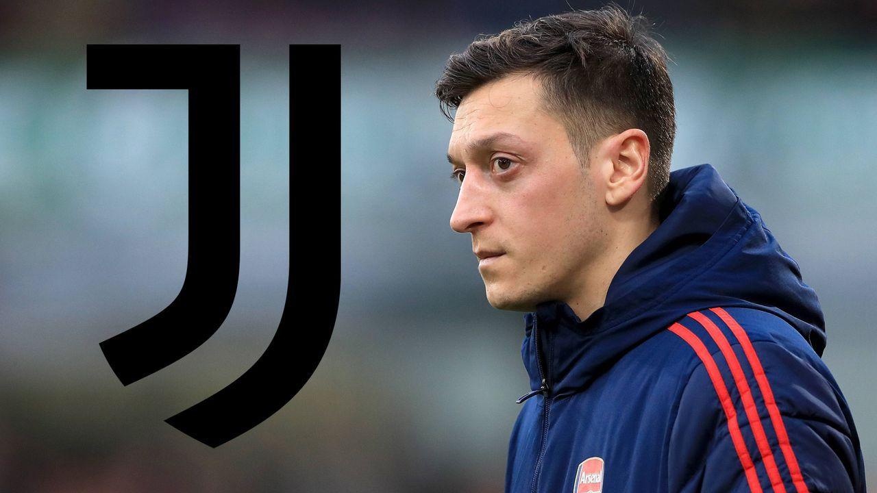 Mesut Özil (FC Arsenal) - Bildquelle: imago images/PA Images