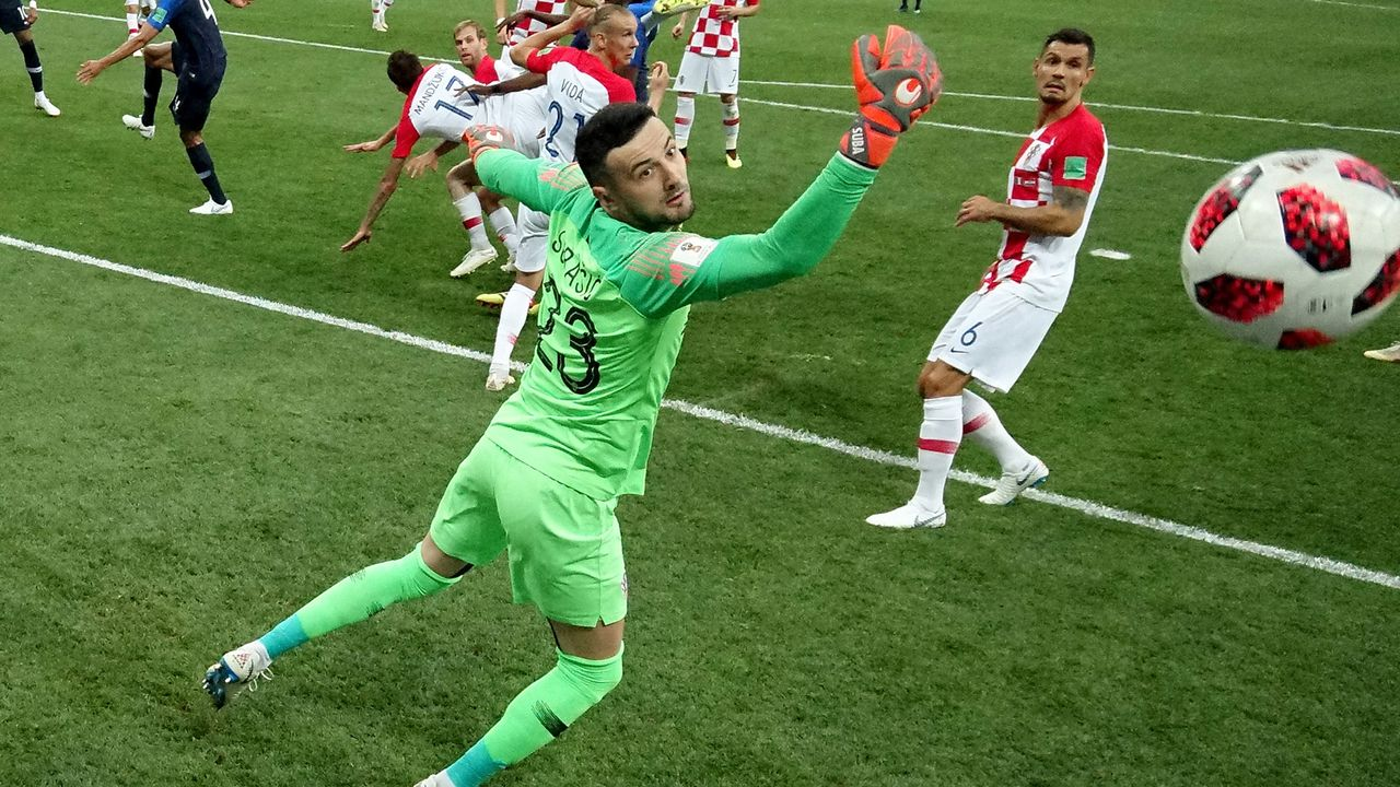 Danijel Subasic (Kroatien) - Bildquelle: Getty Images