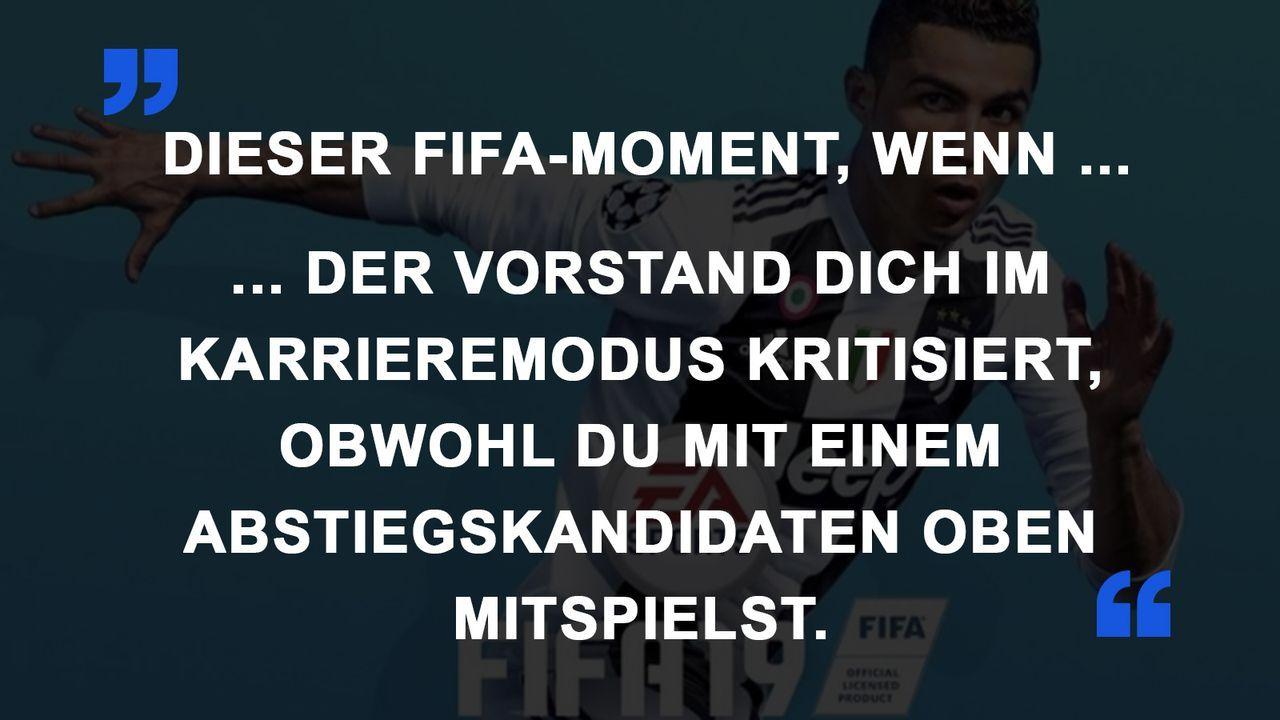 FIFA Momente Kritik