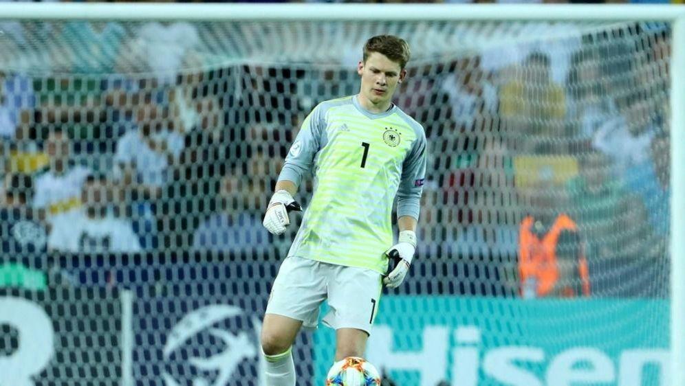 Nübel absolvierte 17 Länderspiele für die U21 - Bildquelle: PIXATHLONPIXATHLONSID