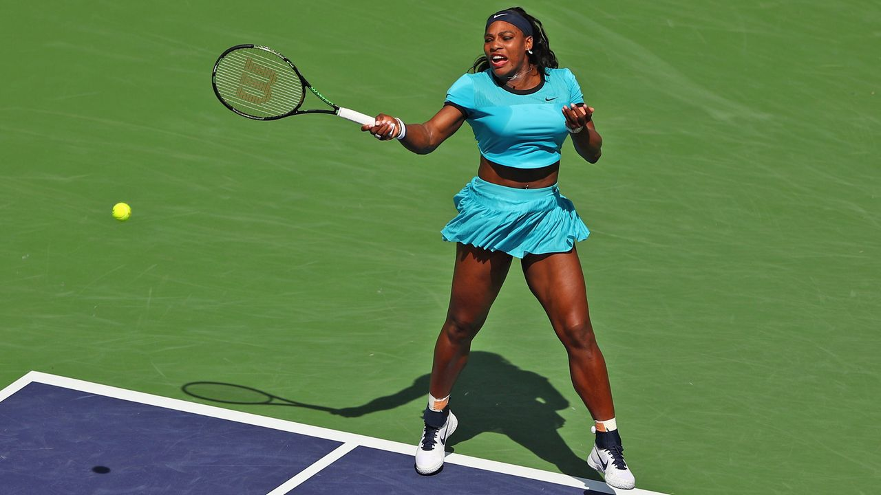 Serena Williams - Indian Wells 2016 - Bildquelle: 2016 Getty Images