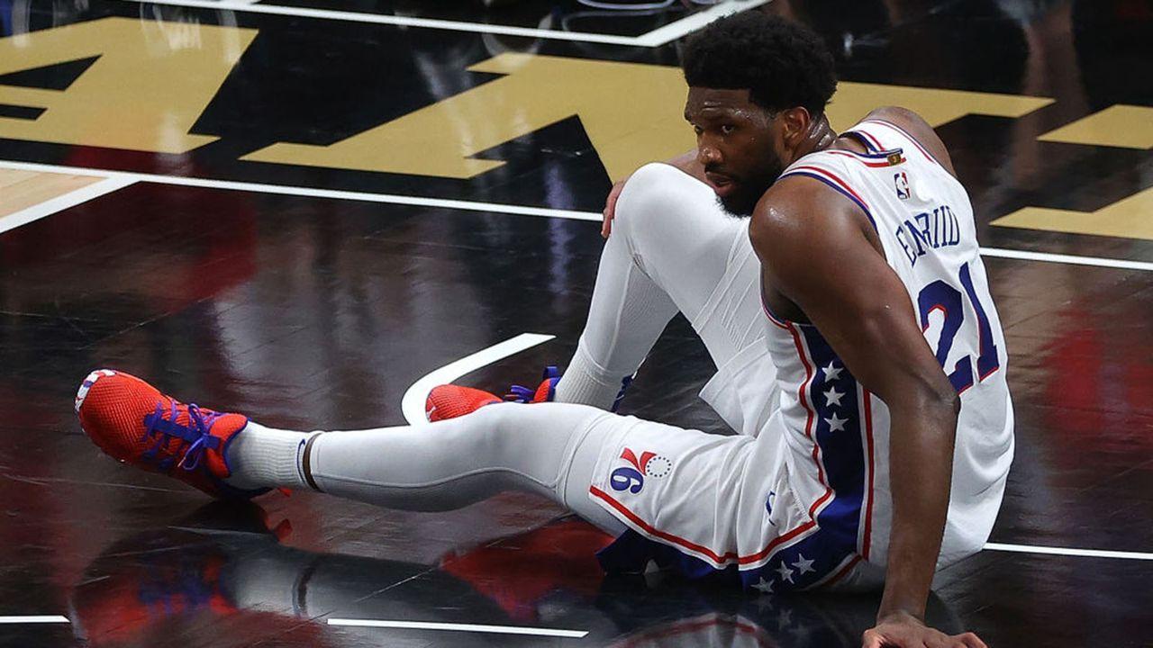 Joel Embiid (Philadelphia 76ers) - Bildquelle: 2021 Getty Images