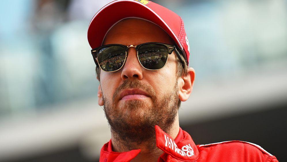 Sebastian Vettel. - Bildquelle: imago images/Jan Huebner