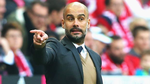 Pep Guardiola (FC Bayern München) - Bildquelle: 2015 Getty Images