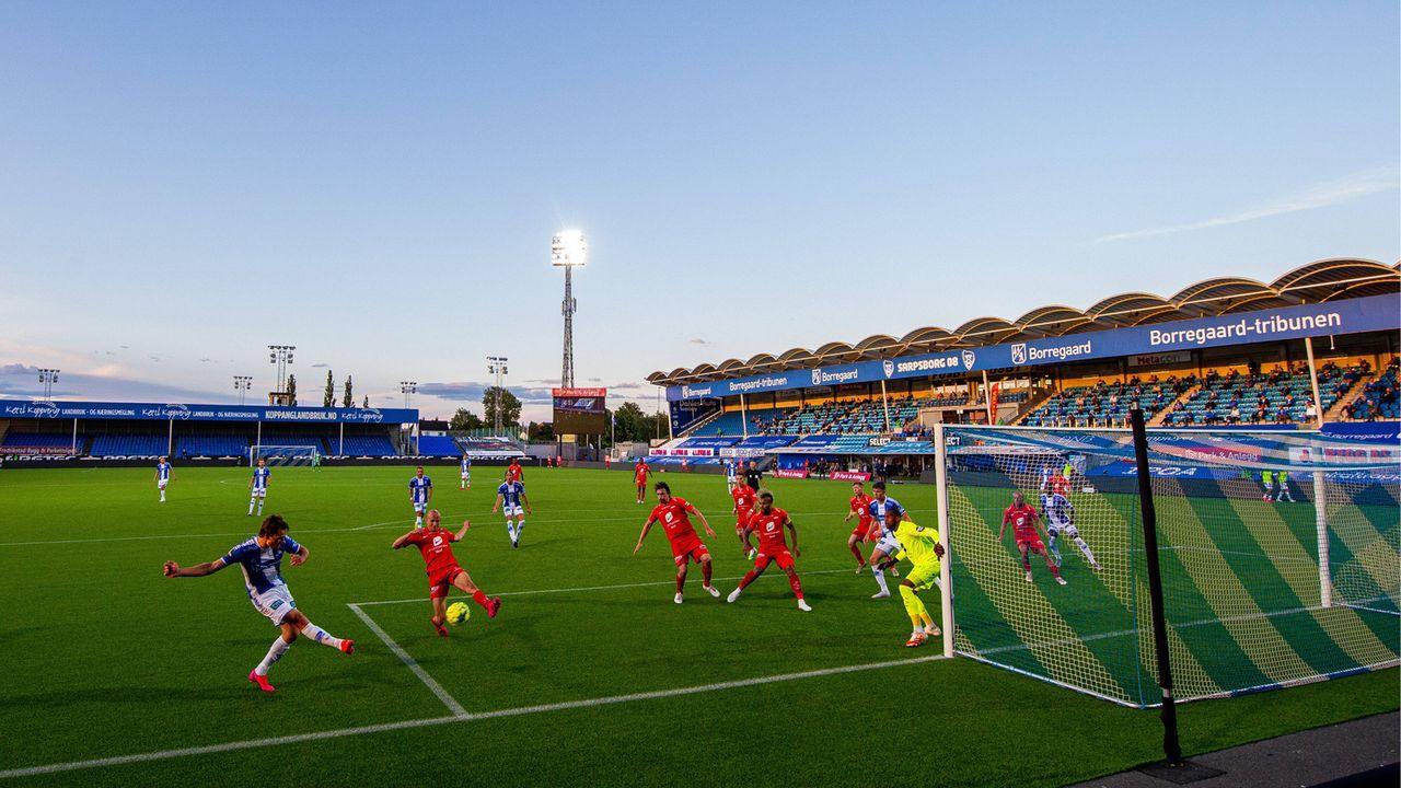 Platz 15: Eliteserien (Norwegen) - Bildquelle: imago images/Bildbyran